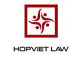 Logo Công ty Luật Hợp Việt - Hopvietlaw