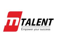 Logo Công ty Cổ phần Quản trị nguồn Nhân lực M-Talent