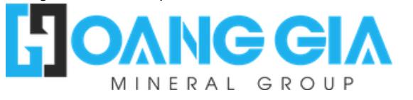 Logo Công Ty Cổ Phần Tập Đoàn Khoáng Sản Hoàng Gia