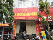 Logo Văn phòng công chứng An Khánh