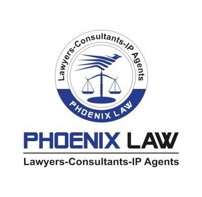 Logo Công ty Luật TNHH Phượng Hoàng