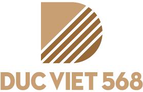 Logo Công Ty Cổ Phần Đức Việt 568