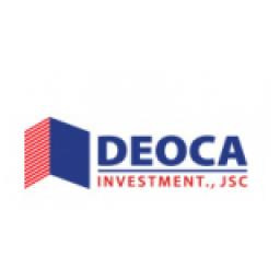 Logo Công ty Cổ phần Đầu Tư Đèo Cả (Deoca Group)