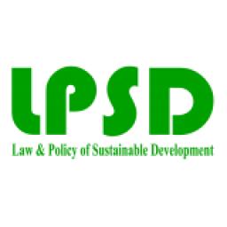 Logo Trung tâm Nghiên cứu Pháp luật và Chính sách Phát triển bền vững (LPSD)