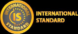 Logo Công Ty Cổ Phần Đầu Tư Và Tư Vấn Tài Chính Chuẩn Quốc Tế - International Standard