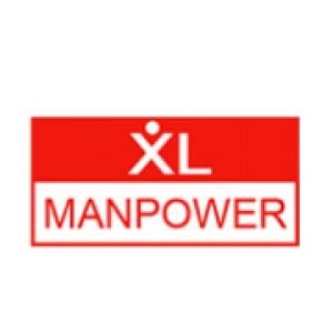 Logo Công ty cổ phần nhân lực và dịch vụ kỹ thuật XL
