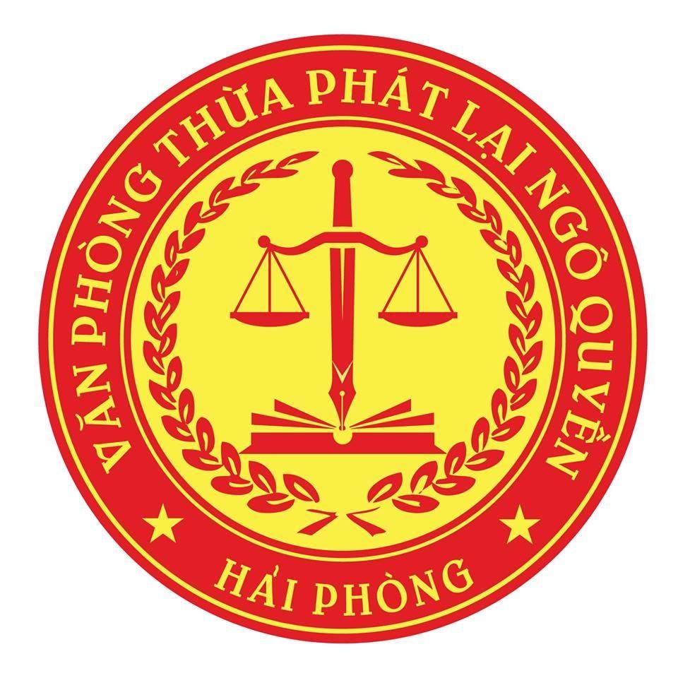 Logo Văn phòng Thừa phát lại Ngô Quyền