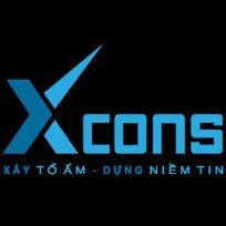 Logo Công ty Cổ phần Xây dựng XCONS Sài Gòn