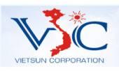 Logo Công Ty Cổ Phần Nhật Việt (Hãng Tàu Nhật Việt - Vietsun LINES)