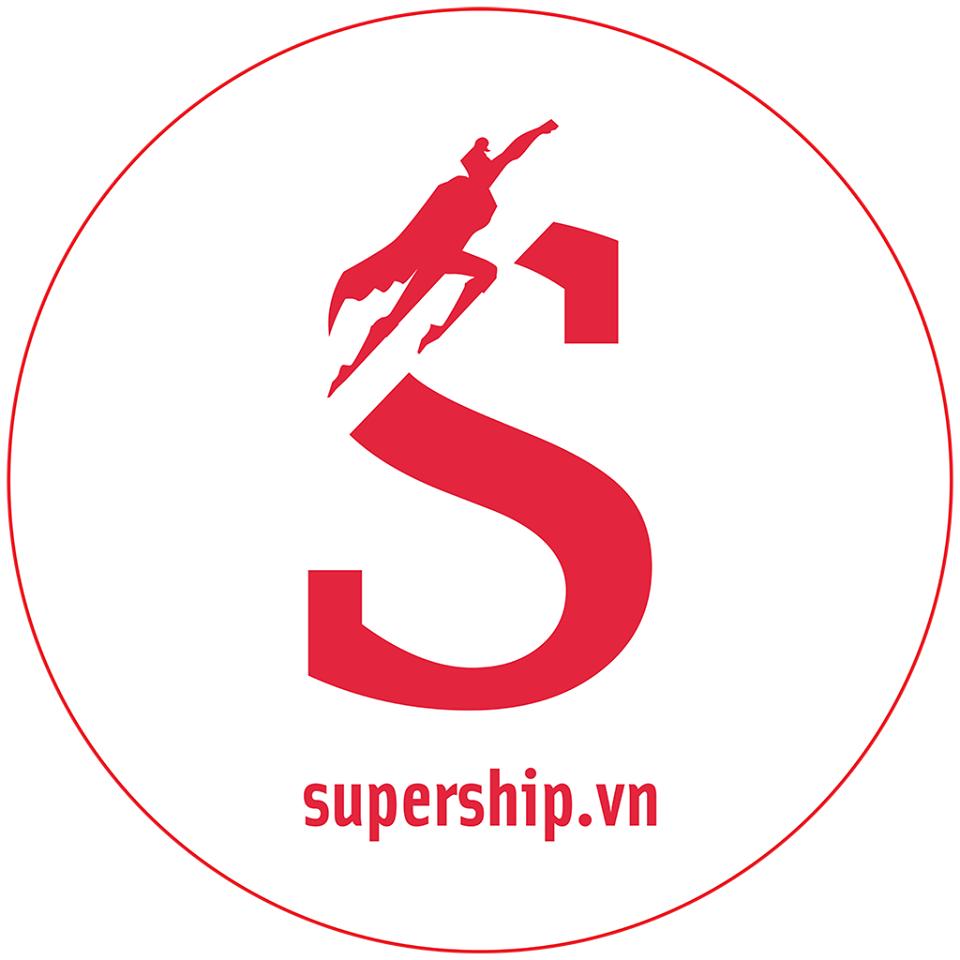 Logo Công ty Cổ phần SuperShip Việt Nam