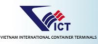 Logo Công ty Liên Doanh Phát Triển Tiếp Vận Số 1 (VICT)