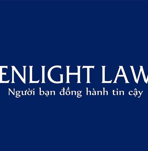 Logo Công ty TNHH Enlight Law