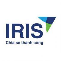 Logo Công ty Cổ phần Truyền Thông IRIS