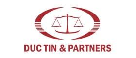 Logo Công ty Luật TNHH Đức Tín và Cộng sự