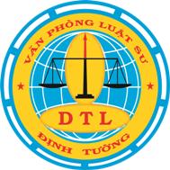 Logo Văn phòng luật sư Định Tường