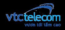 Logo Công ty Cổ Phần Viễn thông VTC