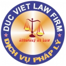 Logo Công ty Luật TNHH MTV Đức Việt