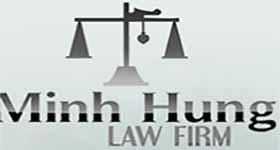 Logo Công ty Luật Minh Hưng