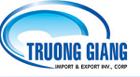 Logo Công Ty Cổ Phần Đầu Tư Xuất Nhập Khẩu Trường Giang