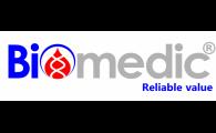 Logo Công ty CP Vật Tư Khoa Học Biomedic