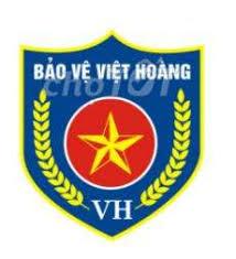 Logo Công Ty TNHH Dịch Vụ Bảo Vệ Việt Hoàng