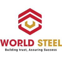 Logo Văn Phòng Đại Diện Công Ty Cổ Phần Xây Dựng World Steel