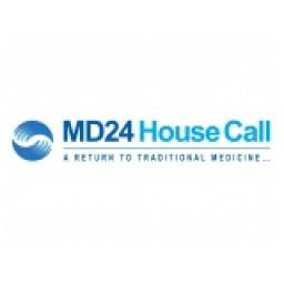 Logo Văn phòng đại diện MD24 House Call
