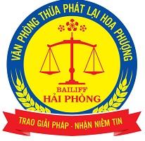 Logo Văn phòng Thừa phát lại Hoa Phượng