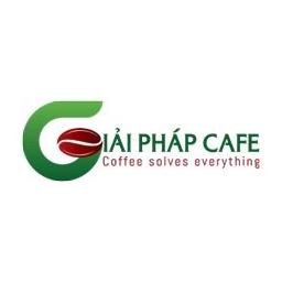 Logo Công Ty Giải Pháp Café Việt Nam
