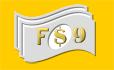 Logo Công ty Cổ phần Đầu tư và Kinh doanh Tài sản F89