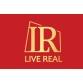 Logo Công Ty Bất Động Sản LIVE REAL