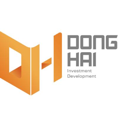 Logo Công ty Cổ phần Đầu Tư và Phát Triển Đông Hải