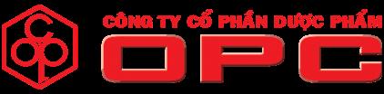 Logo Công ty Cổ phần Dược phẩm OPC