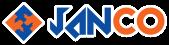 Logo Công Ty Cổ Phần Xuất Nhập Khẩu Tháng Giêng (Janco)