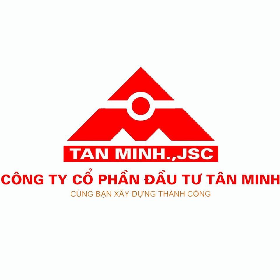 Logo Công ty CP Đầu Tư Tân Minh