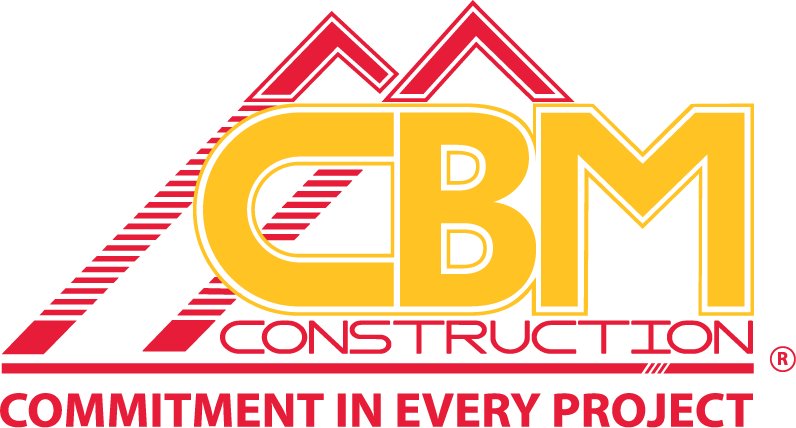 Logo Công ty CP Xây lắp và Vật tư Xây dựng (CBM)