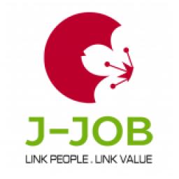 Logo Mạng tuyển dụng J-JOB (Công ty Kokuen Tenko)