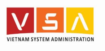Logo Công ty TNHH Quản Trị Hệ Thống Việt Nam (VSA)