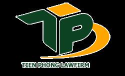 Logo Công ty Luật TNHH Tiền Phong