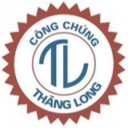 Logo Văn phòng công chứng Thăng Long