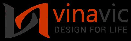 Logo Công ty Cổ Phần Kiến Trúc Vinavic