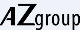 Logo Công ty CP ĐT Phát triển Thương mại AZ