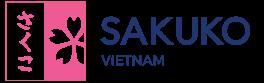 Logo Công ty Cổ Phần Sakuko Việt Nam