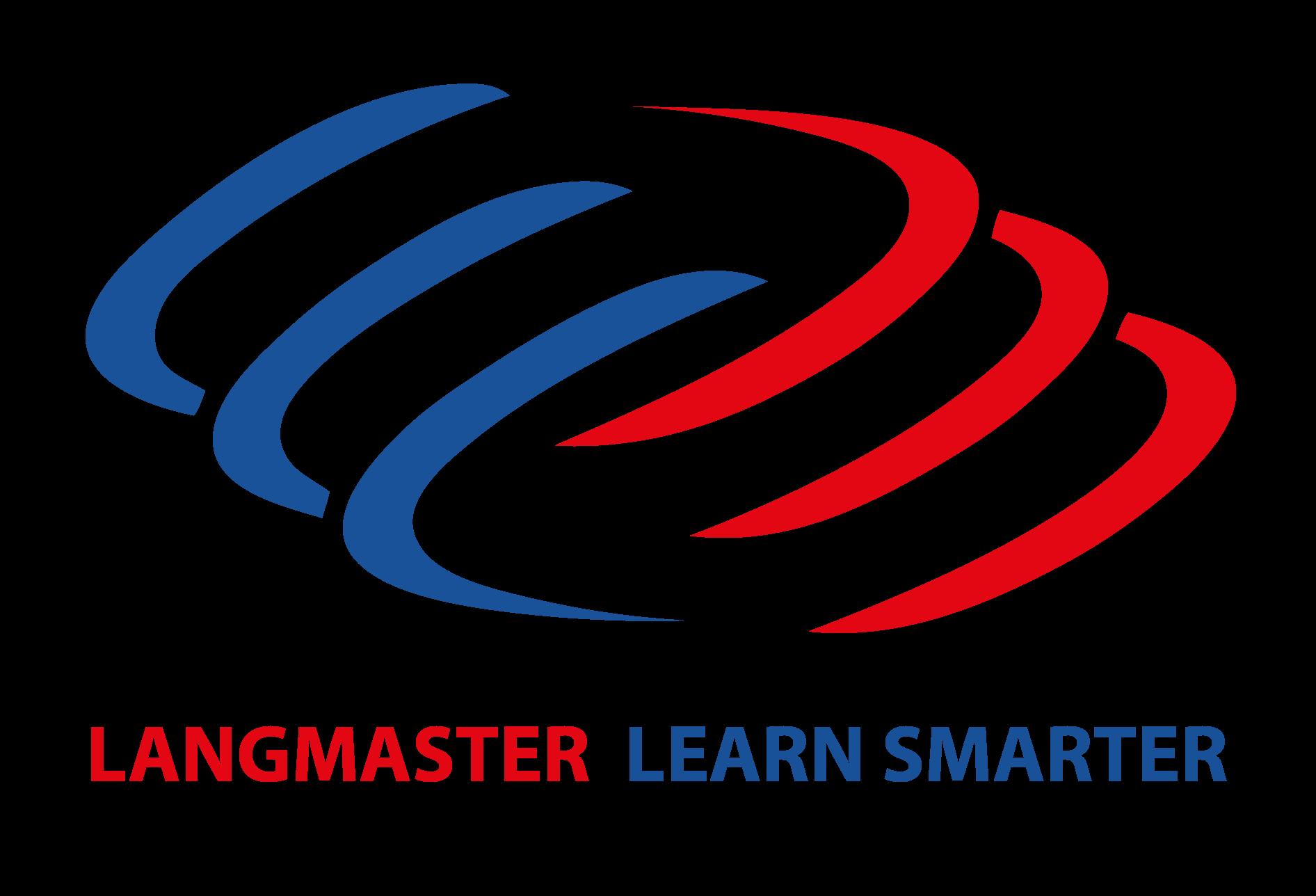 Logo Tổ Chức Giáo Dục Quốc Tế Langmaster