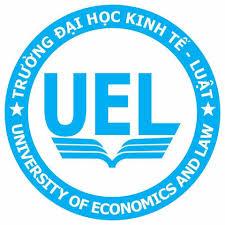 Logo Trường Đại học Kinh tế - Luật (ĐHQG - HCM)