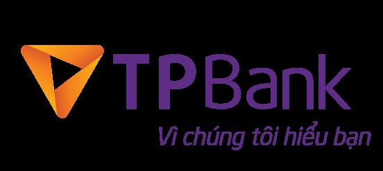 Logo Ngân hàng Thương mại Cổ phần Tiên Phong (TP Bank)