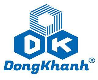 Logo Công ty Cổ phần Dệt May Đông Khánh