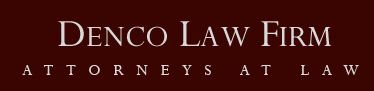 Logo Denco Law Firm