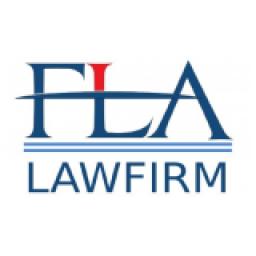 Logo Công ty luật TNHH F&LA