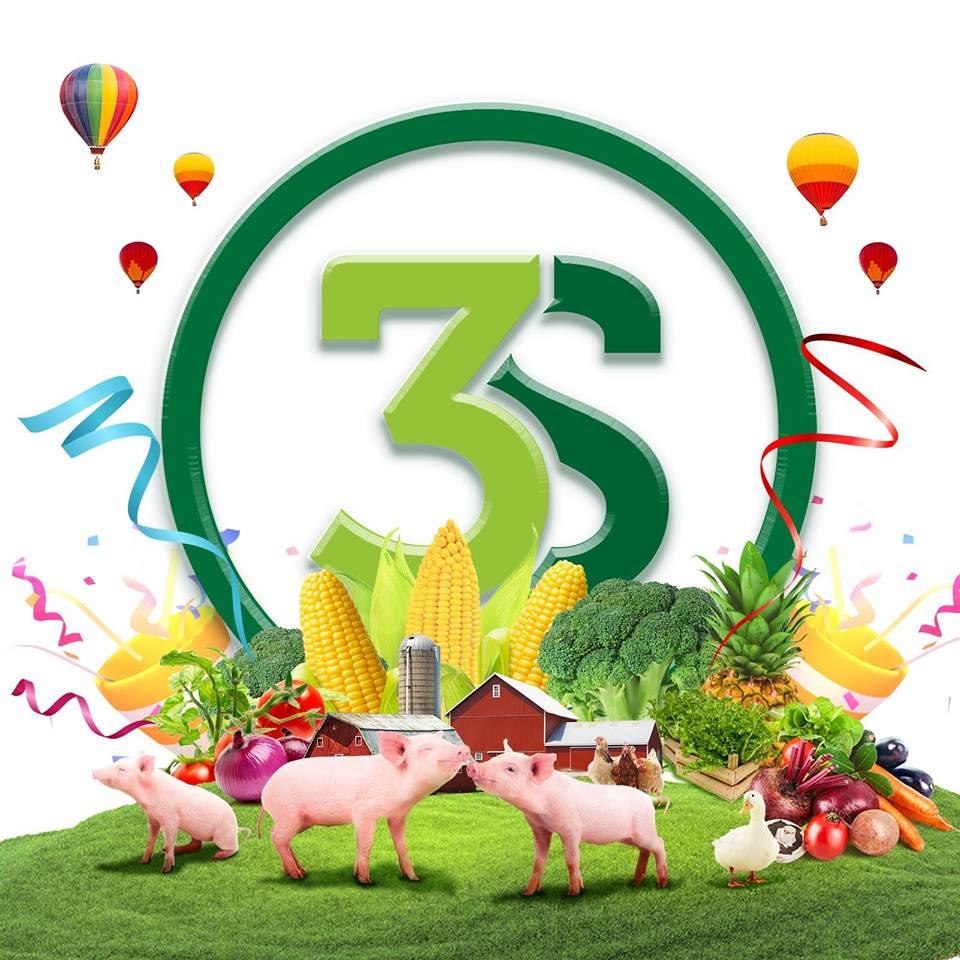 Logo Công ty TNHH MTV 3SACH FOOD